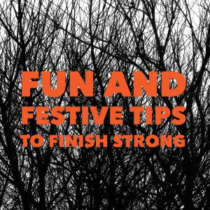 Tips for a SPOOKtacular month end!