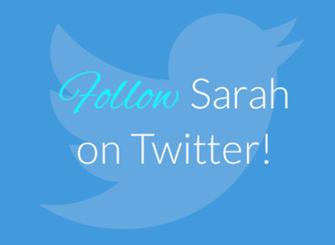 Sarah Robbins Twitter