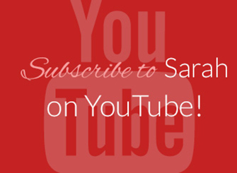 Sarah Robbins YouTube