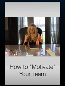 How to Motivate Your Network Marketing Team