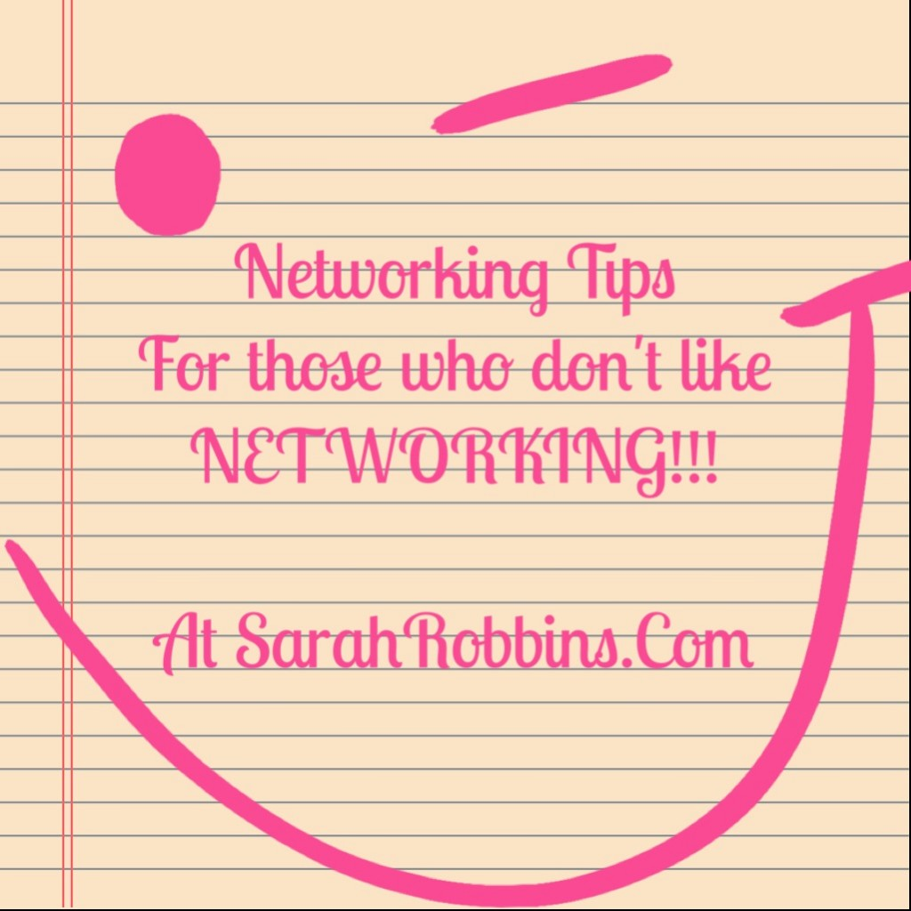 networking tips for shy people or networking tips for those who hate networking