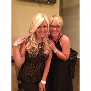 Sarah with top leader and friend Susie Sheftel