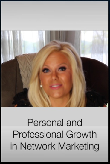 personal and professional development in network marketing