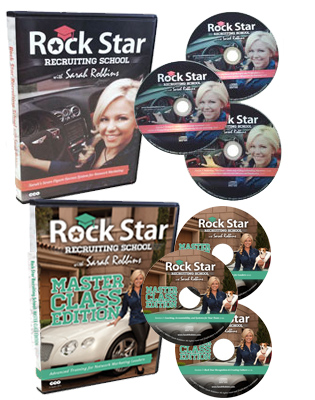 Rock Star Recruiting School Combo